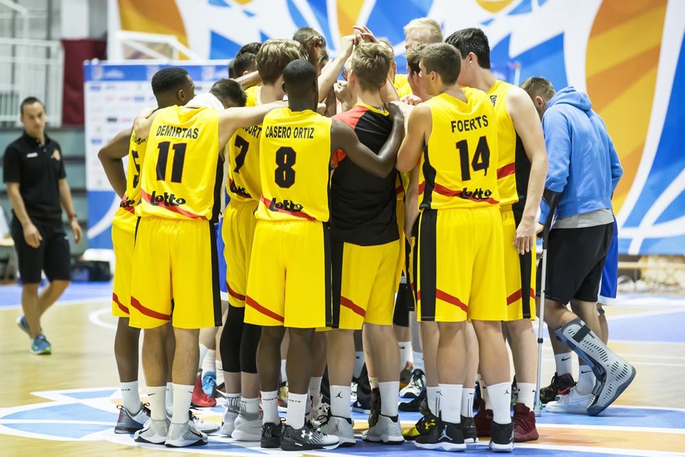Eurobasket U20 : Match Ball παραμονής, στην κατηγορία…