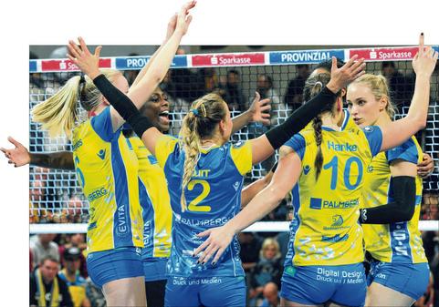 Παιχνίδι MUST WIN – Στοίχημα  – Βόλεϊ – Γυναίκες – Bundesliga…