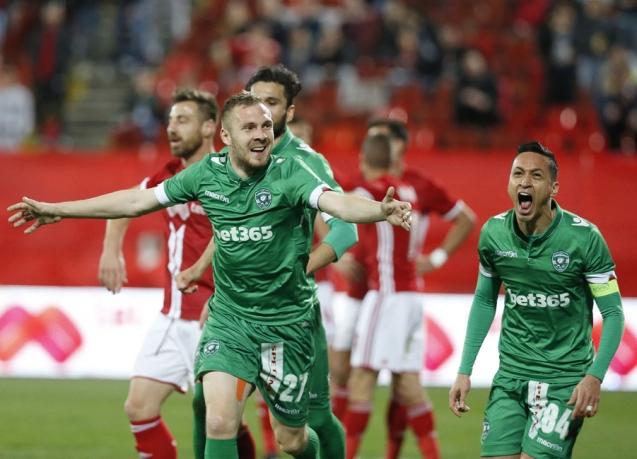Πόλεμος για την πρόκριση, σε παράδοση «0-5-5» – Κύπελλο Βουλγαρίας