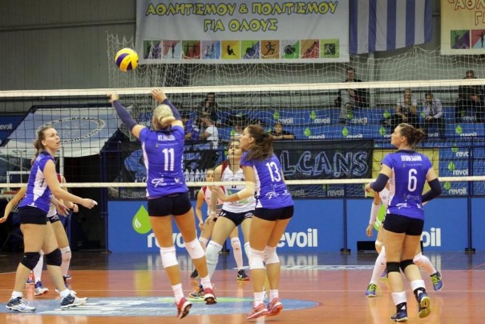 ΜΠΕΤΟΝ σημεία – Ελλάδα – Volley League – Basket League