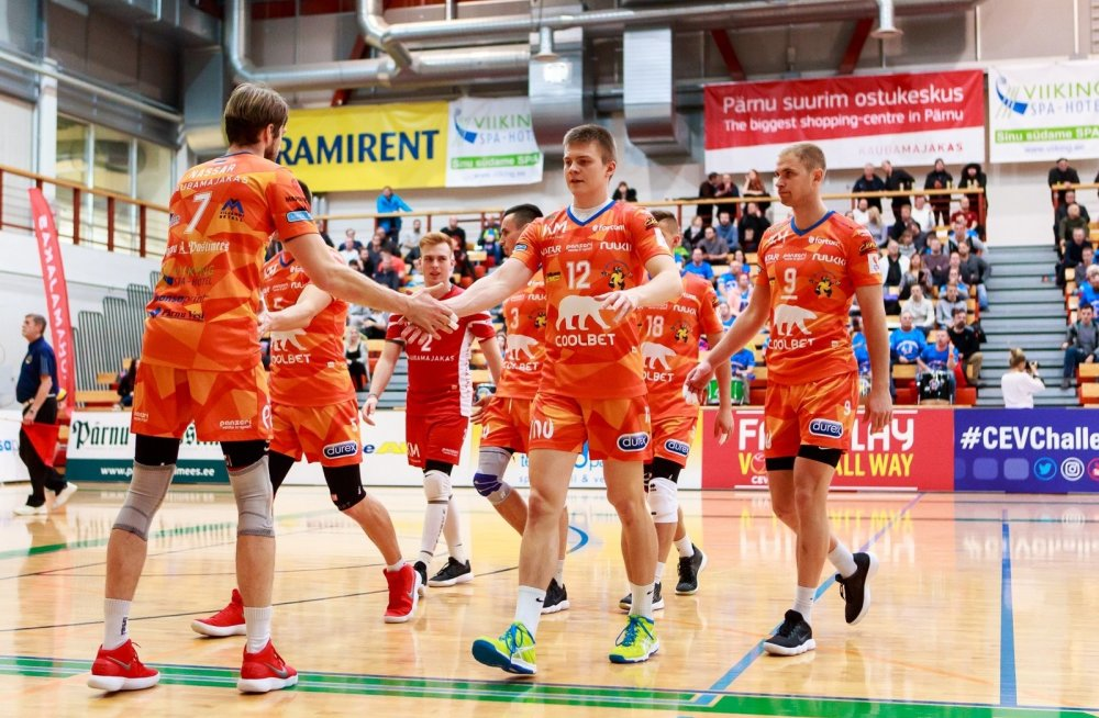 Πανέτοιμη η Πάρνου να παίξει τελικό – Βαλτική Λίγκα – FINAL FOUR – Βόλεϊ – Προγνωστικά
