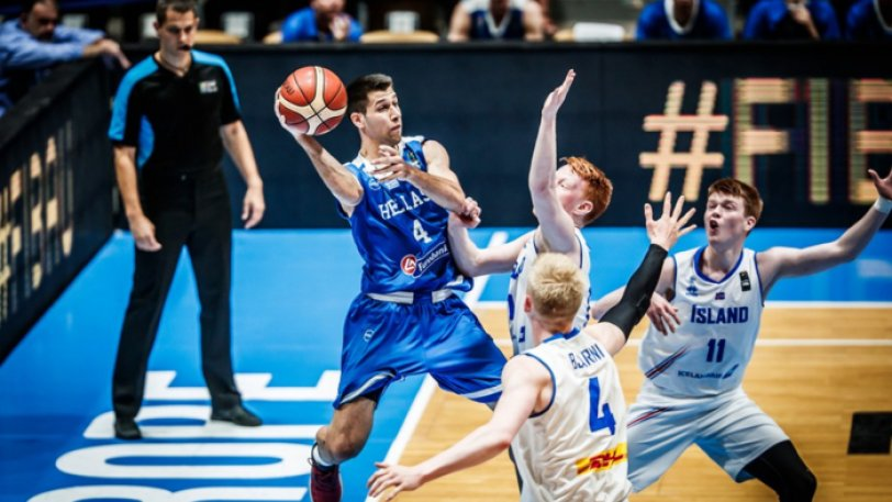ΣΩΖΕΙ την παρτίδα – «Σουηδία-Ελλάδα» – Eurobasket U20 – Προγνωστικά