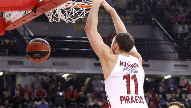 Επιστρέφει ο Μιλουτίνοφ – Ευρωλίγκα – Μπάσκετ – Προγνωστικά